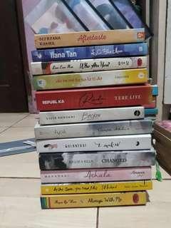 Aneka Novel- Ambil 4 100k