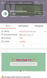 JOIN SHOPEE SAVE 100.00