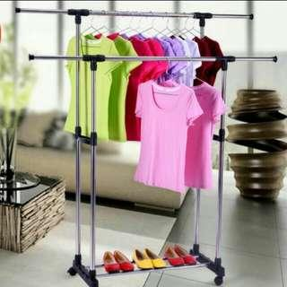 New Clothes Drying Rack with Wheels