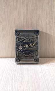 🚚 撲克牌 Monarch Deck 君王限量牌