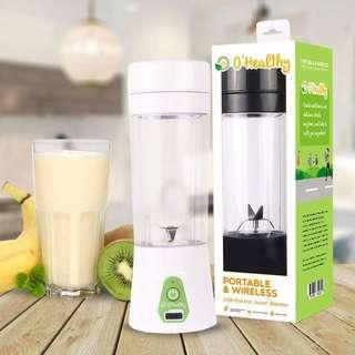 O Healthy portable blender ONHAND! avail now!