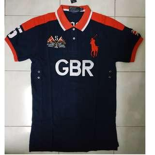 Polo Ralph Lauren PRL Cup Great Britain #5 Size L