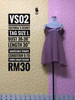 Victoria's Secret Chemise Slip