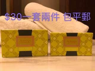Agraria San Francisco Lemon Verbena bath soap and facial soap