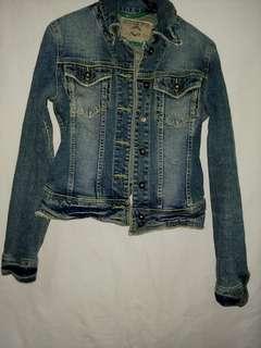 Denim Jacket (Half Body)