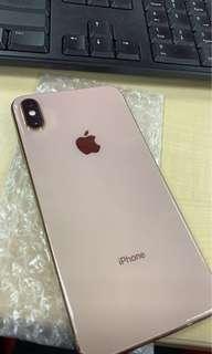 Iphone xs max 512gb myset gold