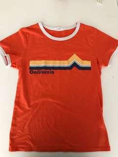 """California"" t-shirt"