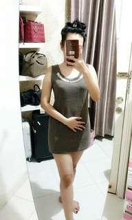 Mini dress, bisa jadi atasan juga