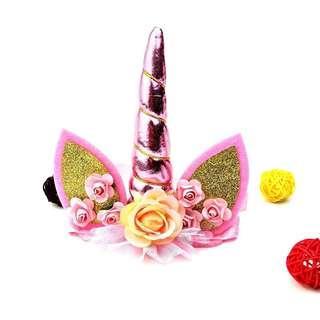 🚚 Unicorn 🦄 Cake Toper