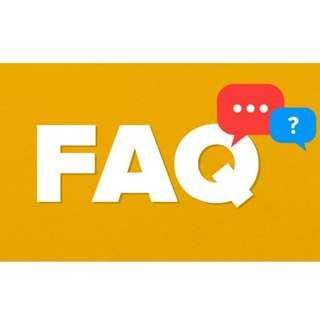 Faqs ❗️ Read before purchasing ❗️