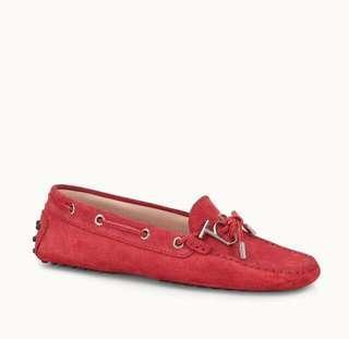 《全新正品》Tod's 經典新款豆豆鞋