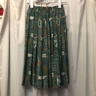 🚚 古著 褲裙 寬褲 裙子