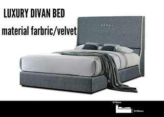 Luxury divan bed
