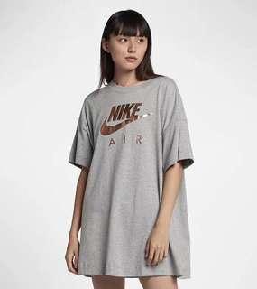 Nike 連衣裙長T