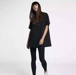 Nike dress 長T 連衣裙