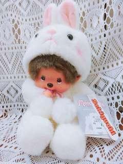Monchhichi In Bunny Costume