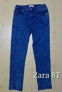 Zara skinny 8T