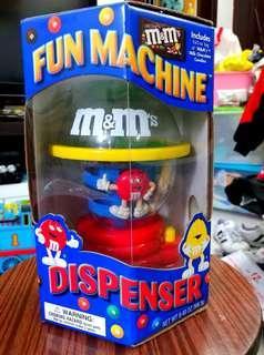 M&M's糖果機
