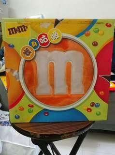 M&M's咕𠱸
