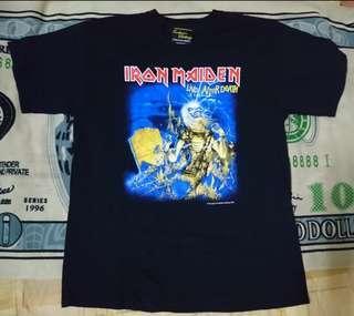 Exclusive Iron Maiden shirt