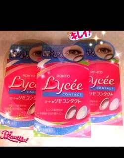 🚚 FAST ORDER LeH! 🇯🇵 Japan Rohto Lycee Contact Lens Eye Drop