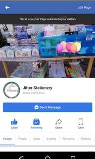 jitter stationery page