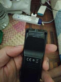 olympus voice recorder