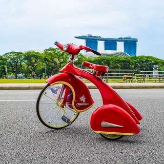 Wonderful Kids Bikes for Rent.