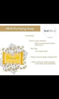NWorld New Purifying Soap