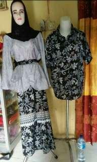 Couple kebaya batik