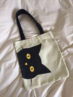 NEW! Dangerfield canvas tote bag