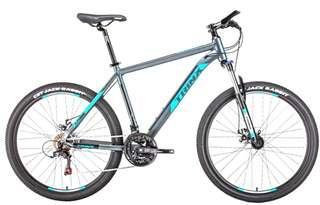 "🚚 Bicycle 2019 New 26"" Trinx M136 Mountain Bike Blue"