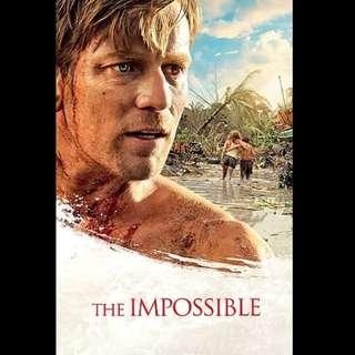 [Rent-A-Movie] THE IMPOSSIBLE (2012)