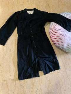 Mango Black Dress #MMAR18
