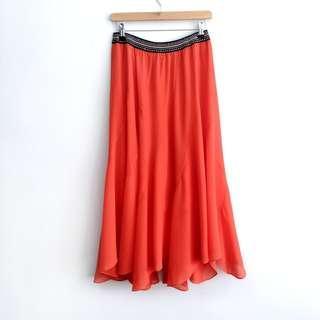 Vanessa Virginia Colima Maxi Skirt - size Small - Anthropologie