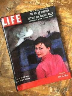 Audrey Hepburn bag #MMAR18