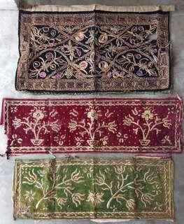 Old Malay Embroidery (Tekat) Craft