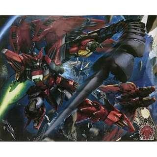 Dragon Momoko MG  1/100 Gundam Wing Epyon Gundam