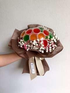 🚚 JELLY bouquet 💐// Surprise bouquet ✨