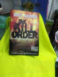 KILL ORDER(The MAZE Runner Series)