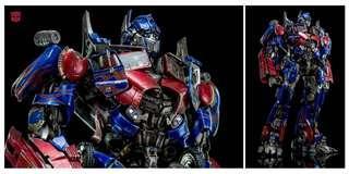 全新 3A 變形金剛 Transformer Optimus Prime 網上特典版