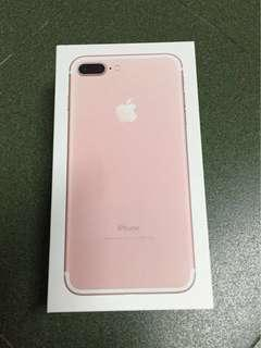 IPhone 7 Plus Empty Box for Sale