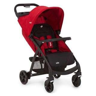Joie meet muze travel system