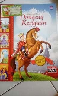 Buku Cerita anak : ARLEEN A