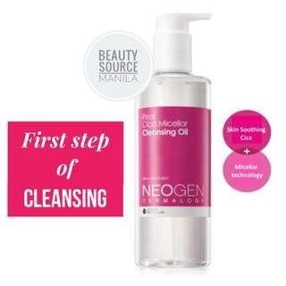 NEOGEN REAL CICA MICELLAR CLEANSING OIL 300ML