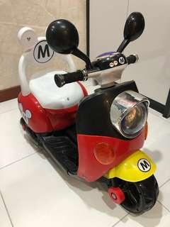 Mickey Motorist Bike for Kids