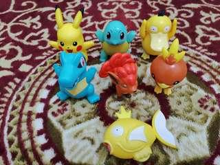 Happy Meal Pokemon Collectibles