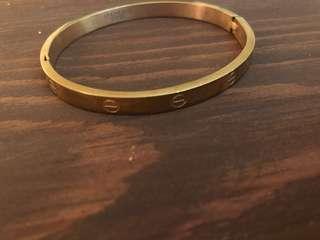Women's Screwdriver Lock Bracelet
