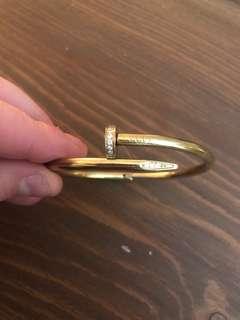 Women's Nail Bracelet