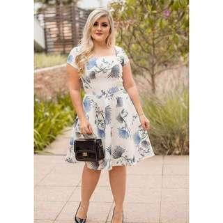 🍃 Plus Size Casual Dress (w/ actual photos)